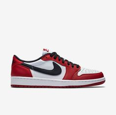 sports shoes 9249c db79a Air Jordan 1 Low OG Chicago Nike Scarpe Da Ginnastica, Nike Air Jordan,  Jordan