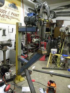 Planishing Hammer, Power Hammer, Metal Working Tools, Sheet Metal, Blacksmithing, Workshop, Home Appliances, Iron, Steel
