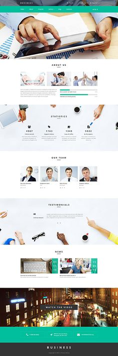Business Company Services Website #Drupal #template. #themes #business #responsive