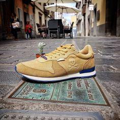 #Scalpers Havanna Insignia #Mustard preciosas