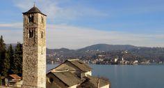 Fotografando...: Il Lago d'Orta a Pella (NO)