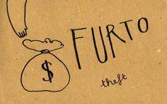 Italian Language ~ Furto (theft)