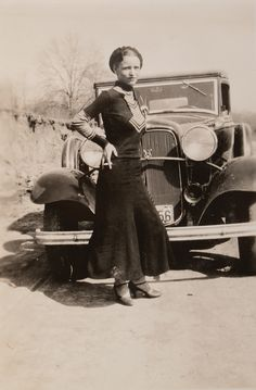 Bonnie Parker (of Bonnie & Clyde) died 81 years ago this weekend. Here are some other infamous female gangsters. 10 Female Gangsters You Should Know About Bonnie Parker, Bonnie Clyde, Bonnie And Clyde Photos, Harlem Renaissance, Gangsters, Elizabeth Parker, Billy The Kid, Super Heroine, Thing 1