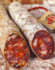 Хорватская колбаса
