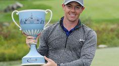 Rory McIlroy wins Deutsche Bank Championship