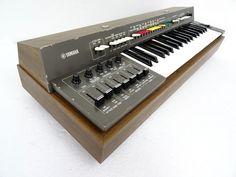 MATRIXSYNTH: YAMAHA SY-1 Vintage Analog Monophonic Synthesizer ...