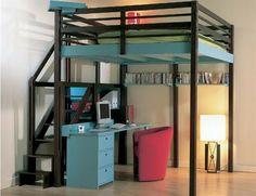 Como decorar mi casa - Blog de Decoracion: Modernas literas para espacios pequeños