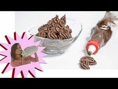 Crema Ganache al Cioccolato - Le Ricette di Alice - YouTube