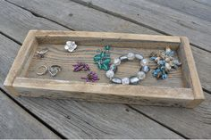 Keep jewelry handy: http://www.countryoutfitter.com/style/country-decor-10-charming-accessories-25/?lhb=style