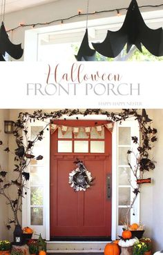 380 best holiday halloween fall crafts and decor images rh pinterest com