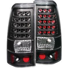 TAIL LIGHT Chevrolet Silverado 1500 Chevrolet Silverado 2500 GMC Sierra 1500 GMC Sierra 2500 CHEVY SILVERADO 1902  SIERRA 1907 LED BLACK >>> Check out the image by visiting the link. (This is an affiliate link) #CarLights