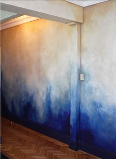 Wall wash - links to photo only - no webpage (I hate when people do that, but I like this idea)