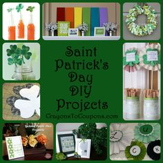 15 St. Patrick's Day DIY Decor Ideas