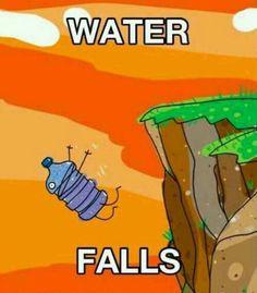 Ooooops!!! Save water!!!
