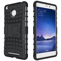 Xiaomi redmi 3 s case hybrid armor drop bescherming cover case voor xiaomi redmi 3 s 3 s redmi 3 s pro prime case portemonnee venster cover