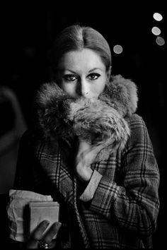 vintage everyday: Paris Ladies of the Night Circa the '50s And '60s