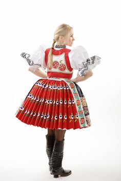 mvstudio.cz - kroje, které se nosí Folk Costume, Costumes, Folk Dance, Costume Collection, Country Outfits, Textiles, Ethnic Fashion, Beautiful Patterns, Traditional Dresses
