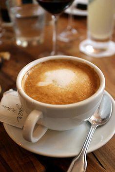 2/7/2013 - Tea - Cappuccino
