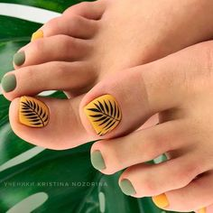 Nail Designs For Toes Gallery beautiful toe nail art ideas to try naildesignsjournal Nail Designs For Toes. Here is Nail Designs For Toes Gallery for you. Nail Designs For Toes nail art designs toes. Nail Designs For Toes pedicure toe . Pretty Toe Nails, Cute Toe Nails, My Nails, Bright Toe Nails, Summer Toe Nails, Beach Nails, Beach Pedicure, Fall Pedicure, Pedicure Ideas Summer