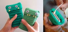 Oh my GOODNESS!! This is soo cute and there is a great tutorial!
