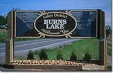 Burns Lake Our Town, Roadside Attractions, British Columbia, Old Houses, Places Ive Been, Signage, Burns, How To Memorize Things, Castle