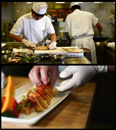 Description: Hong Kong is truly a gourmet's delight. Enjoy the sophistication of dining in Michelin starred restaurants