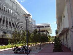 Modern Architecture & New Urban Space in Miami Beach