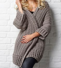 Click to view pattern for - Crochet cardigan