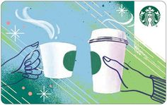 Cheering Cups Card Load Requirement of Available December 4 Starbucks Coffee, Iced Coffee, Coffee Drinks, Starbucks Rewards, Plastic Card, Coffee Company, Mugs, Bottle, December 4