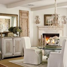 South Shore Decorating Blog: 30 Beautiful Rooms I've Never Seen Before