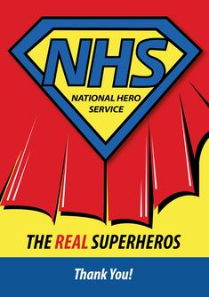 National Health Service Superheroes - show your appreciation and get the NHS superheroes this awesome superhero card! Mask Painting, Stone Painting, Real Superheroes, National Health Service, Memories Quotes, Hero Arts, Painted Rocks, Thank You Cards, Kate Moross