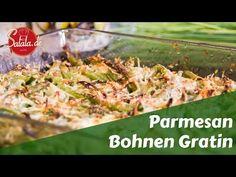 Parmesan-Bohnen - low carb und vegetarisch - salala.de - Low Carb mit Vroni & Nico