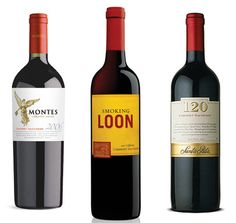 How To Choose Good Cheap Wine from the Big Brands: Cabernet Sauvignon