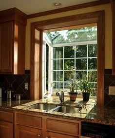 Windows - farmhouse - Kitchen - New York - TPC Contracting