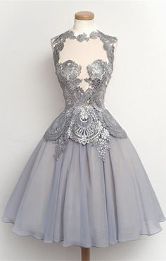 #vintage #homecoming 2016 homecoming dress, vintage homecoming dress, short homecoming dress, grey homecoming dress, party dress