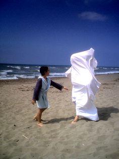 estate 2011:Parco dellUccellina. Il fantasma