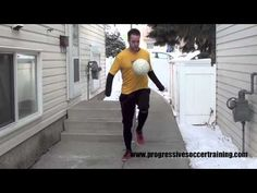 Soccer Juggling - How To Improve Soccer Ball Control Skills