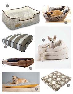 More Designer Dog Beds