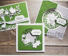 Bird On Branch, Bird Cards, Stamping Up Cards, Just Smile, Very Lovely, I Card, Stampin Up, Sewing Projects, Workshop