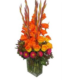 Atomic Orange by @Cactus Flower, $89.99