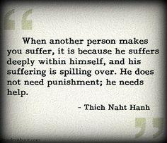 ~Thich Naht Hanh~
