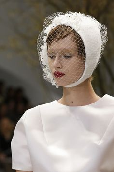 Christian Dior Haute Couture Spring 2013.