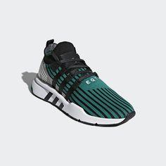hot sale online 97f95 4bf58 CQ2998 adidas EQT Support Mid ADV Sub Green (6) Streetwear Shoes, Black  Adidas