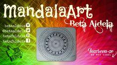 Mandala Art 1 - Beta Aldeia