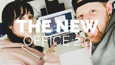 WELCOME TO THE OFFICE 2.0 | DAVID AND DONETTA HQ David, Videos, Youtube, Youtubers, Video Clip