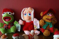 McDonalds Muppet Babies Toys