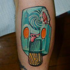 Master P Ice Cream Man Tattoo