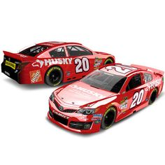 Action Racing Matt Kenseth 2013 Husky Tools 1:24 Scale Platinum Die-Cast Toyota Camry - Color Chrome