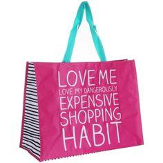 Love Me Shopper Bag