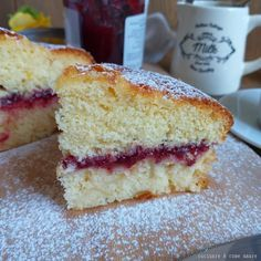 Tortilla Sana, Vanilla Cake, Food And Drink, Sweets, Bread, Cooking, Desserts, Recipes, Hobby
